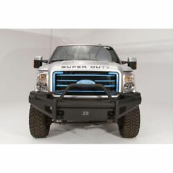 Fab Fours Fs08-q1962-1 Front Elite Ranch Bumper W/ Pre-runner Guard For F250 New
