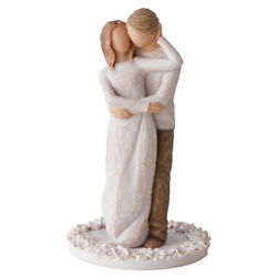 Willow Tree - Together Cake Topper - New In Box - 27162