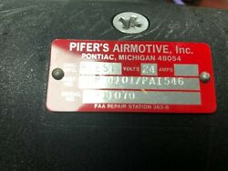 Starter For Cessna P/n Mhp-4101 Guaranteed W/ Free Shipping