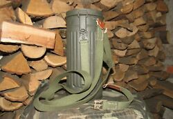 Original-authentic Ww2 Wwii Relic German Fef1940 Gas Mask Box-canister 11