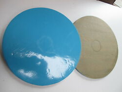 Conley 60d Casting Silicone Mold Vulcanization Blue Rubber Compound 9x1/4 1pair