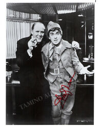 Moore, Dudley - Signed Photograph In Santa Clauss The Movie