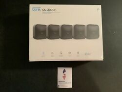 Blink Outdoor 5-camera 3rd Gen Xt 1080p Smart Home Security System Andsync Module
