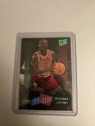 96-97 Fleer Ultra Step It Up Have 2 Cards That Are Very Good Condition