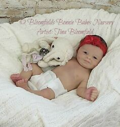 Andnbspprototype Paisley Silicone Baby Doll By Bonnie Sieben Artist Tina Bloomfield