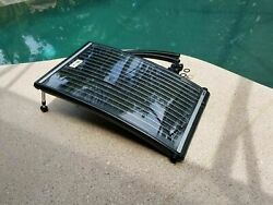 Game Curve Solar Pool Heater Panel Water Warmer For Above-ground Swimming Pools