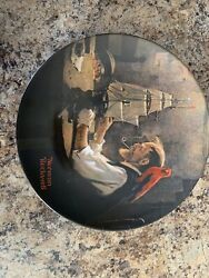 Edwin M Knowles Plate Collection