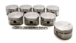 Sportsman Racing Products 4.030 In Bore Ford Cleveland Piston 8 Pc P/n 206069