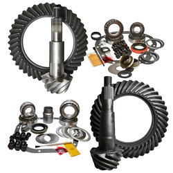 Nitro Gear And Axle 4wd,11-16 F250 And F350,4.30 Fr And Rr Gear Package Incl