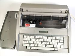Brother Sx-4000 Daisywheel Electronic Dictionary Typewriter With Cover