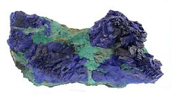 Exceptional 2.5 Pound Azurite Specimen From The Kimbwe Mine In The Dr Congo