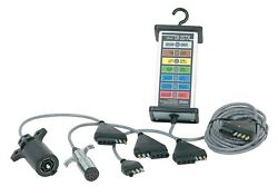 Hopkins Towing Solution 50918 Tow Doctor Vehicle Wire Harness Test Unit