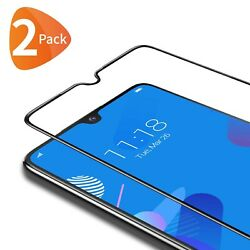 Bewahly Screen Protector For Huawei P30 [2 Pack] 9h Hardness Tempered Glass ...