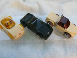 Automoblox Mini Seriesmanta, Fang And Rex3 Pack Solid Wood Cars Brand New