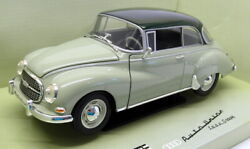 Revell 1/18 Scale Diecast 08988 Auto Union 1000s Coupe Two Tone Green