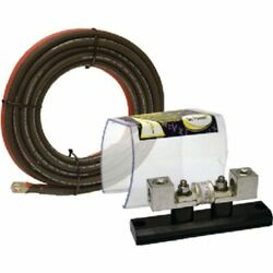 Go Power Gp-dc-kit4 Inverter Fuse And Cable Kit For 2000-2500 Watts Inverter New