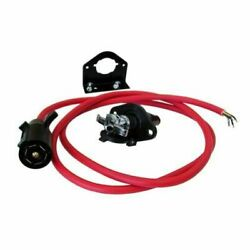 Roadmaster 98146-7 Rv Trailer 7-wire To 6-wire Straight Cord Kit 6-1/2and039 Long New
