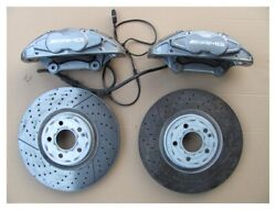 Mercedes Gla Amg Brake Calipers Brembo Front Pair + Discs Low Miles 2.0t Cla C45