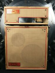 Olde 303 Music Semper Fidelis Ammo Crate Head And Cabinet