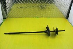 1940and039s Champion Blue Ribbion Outboard Drive Shaft