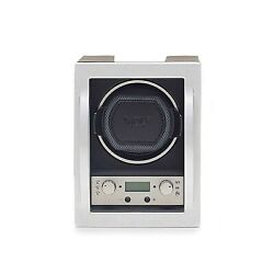 Wolf Module 4.1 454011 - Automatic Watch Winder For 1 Watch With Glass Cover ...