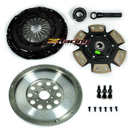 Fx Hdr6 Xtreme Stage 3 Clutch Kit+flywheel For Vw Golf Jetta 1.8t Turbo 1.8l