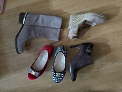 Women's Shoes, Vince Camuto, Cole Haan, , Aldo, 7.5, Brand New