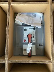 2500 Amp General Electric Power Break Insulated Case Switch Tpyy7625 New In Box