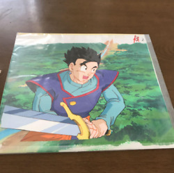 Dragon Ball Sel Picture Son Gohan Training Video Available Anime Rare Used