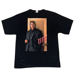 Rare Vintage R Kelly Trapped In The Closet Rap Tee Size L Dummy Rare Fire