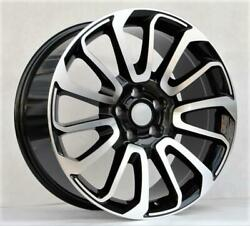 22 Wheel Tire Package For Land/range Rover Hse Sport Supercharged 2014 And Up
