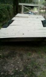 Used Bumper Pull Trailers