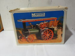 Vintage Mamod T.e.1a Steam Traction Engine . Used .
