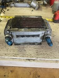 Harrison Ap07au06-03 Oil Cooler - Pn 8526250 From An Early 60s Mooney
