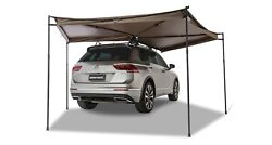 Rhino Rack 33400 Unversal Heavy Duty Batwing Compact Awning Right 91 Inch Height
