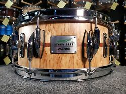Sonor 5.75x13 Benny Greb Signature 9-ply Beech Snare Drum