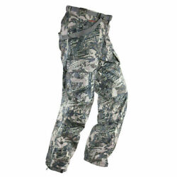 Brand New Mens Sitka Stormfront Hunting Pants Goretex Optifade Open Country Xl