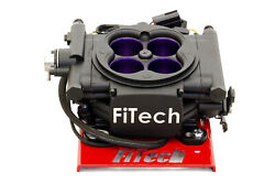 Fitech Fuel Injection Universal Meanstreet Fuel Injection Kit P/n 30008