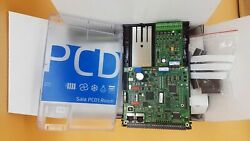 Saia-burgess Pcd1.m2110r1 With Module Pcd1. Room With Ethernet Tcp/ip New