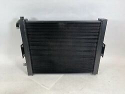Plm Heat Exchanger Dual Core Fits Audi S4 S5 B5 B8 B8.5 3.0t Tfsi Matte Black