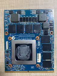 Nvidia Gtx 680m 4gb N13e-gtx-a2 Graphics Video Card For Msi Clevo And Alienware