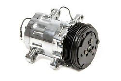 March Polished Sanden 7176 Compact Air Conditioning Compressor P/n P411