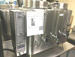 Coffee Brewer Curtis Ru-600 Commercial With 6 Dispensers Faucets / Electric