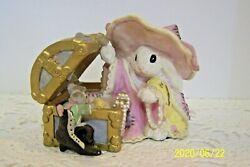 1993 Patchville Bunnies Collection. Penelope Collectible Figurine By Mck Gifts