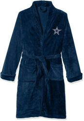 Dallas Cowboys Nfl Northwest Menand039s Robe Size One Size Fits Most