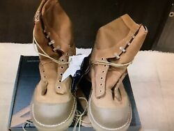 Usmc Rat E 163 Mojave Temperate Weather Gortex Combat Boots By Wellco 9 W New