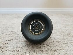 1977-1978 Datsun/nissan 280z Steering Wheel Horn Pad With And039zand039 Logo Oem