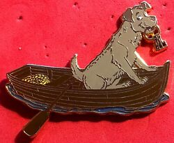 Disney Wdi 2008 Wed Racers Pirates Of The Caribbean Spot The Dog Le 300 Vhtf Pin