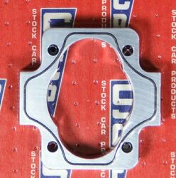Stock Car Prod-oil Pumps 1057-12 1.200 Gear Body W/10an Inlet And 12an Oulet