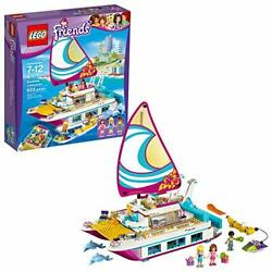 Lego Friends Heart Lake Exciting Ocean Cruise 41317 Block Toy From Japan O04